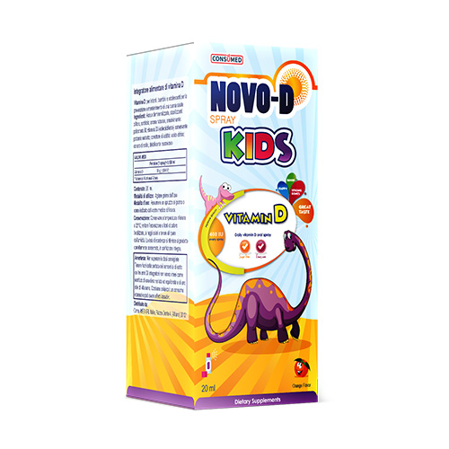 Novo -D  Kids Spray