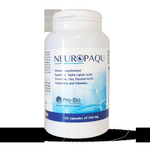 Neuropaqu capsules